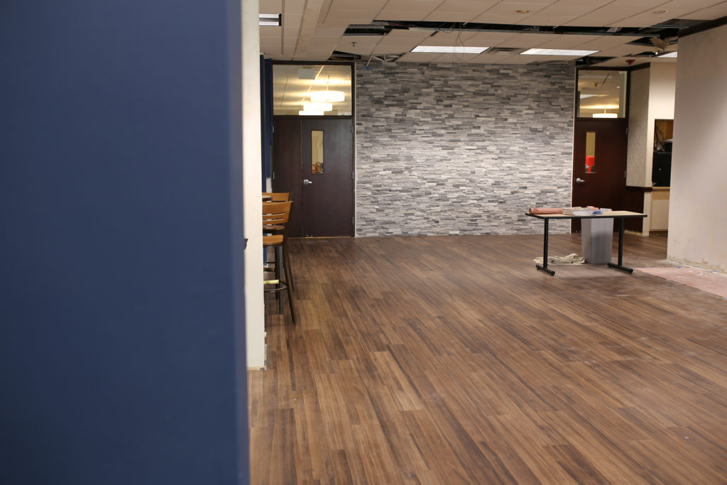 Lindner Tower Lobby Renovations
